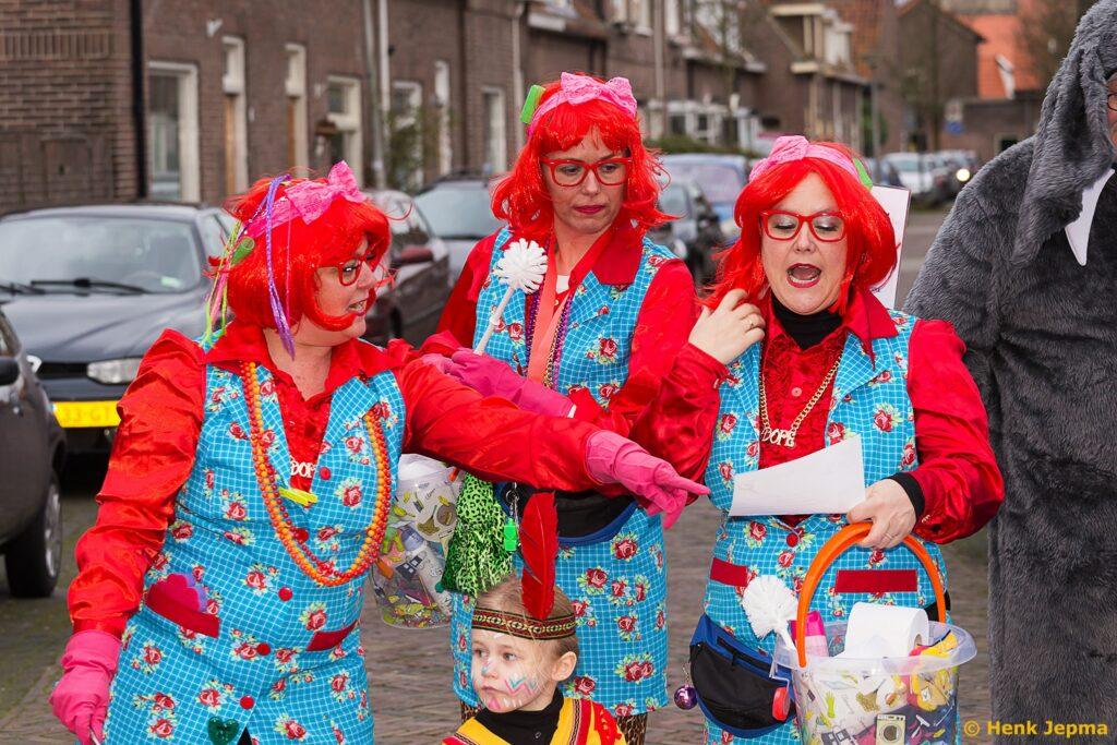 Carnaval in Zwolle 2016