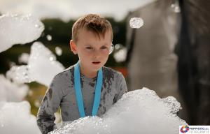 Mudrun Fun Foam Feest