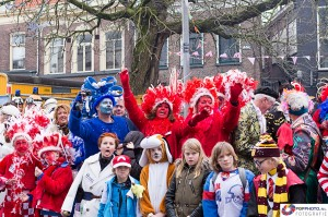 Carnaval in Zwolle 2017