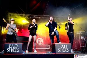 Bevrijdingsdag Zwolle - Bad Shoes