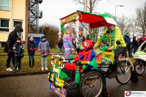Carnaval in Zwolle 2018