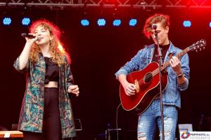 Koningsdag Zwolle - Micah & Julia