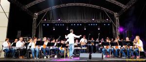 Koningsdag Zwolle - Thomas orkest