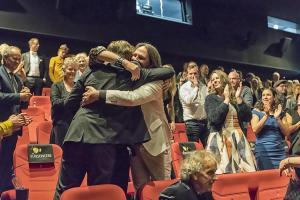Premiere Wakers bij Pathe Zwolle